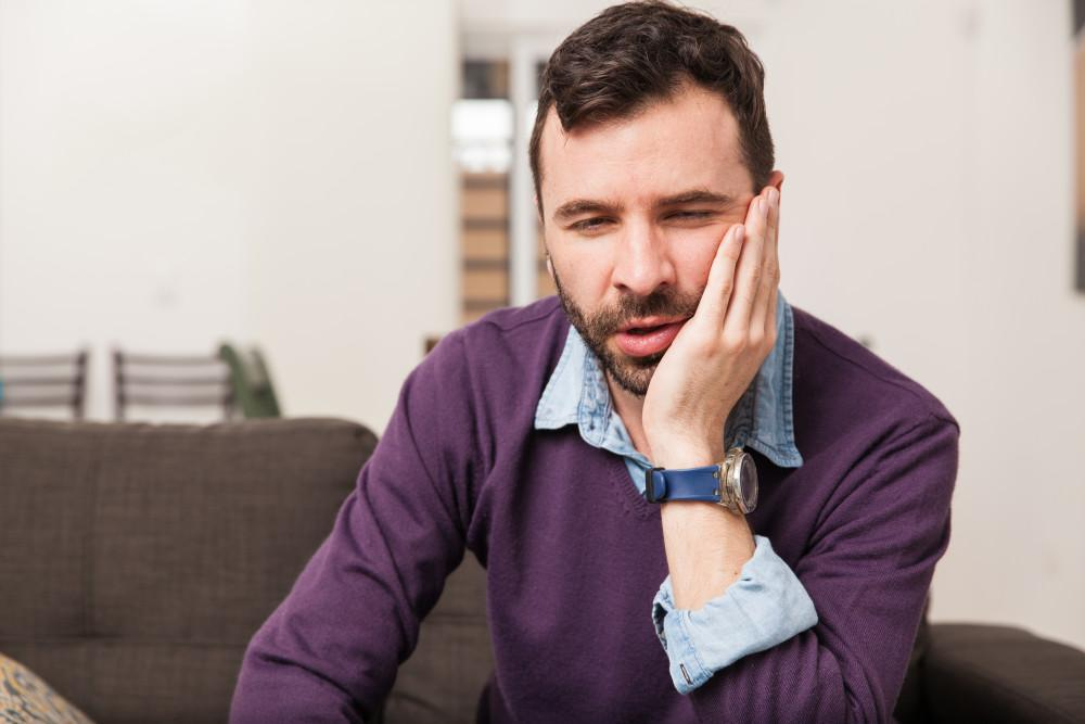 treatment for stress induced jaw pain in wetaskiwin